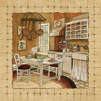 Kitchen Delight I Lámina