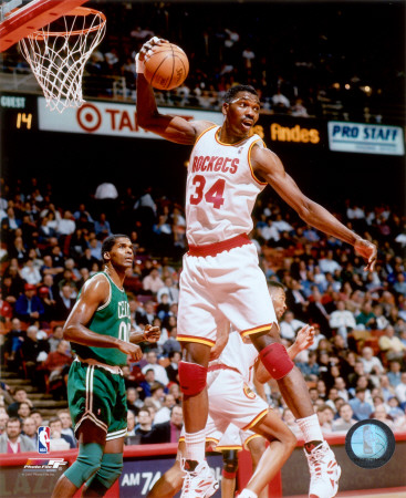 Hakeem Olajuwon Photo