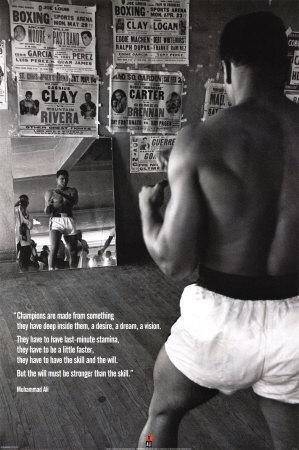 Muhammad Ali- Gym Posters