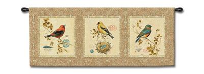The Songbirds タペストリー : チャド・バレット
