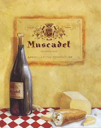 Muscadet Art by David Marrocco