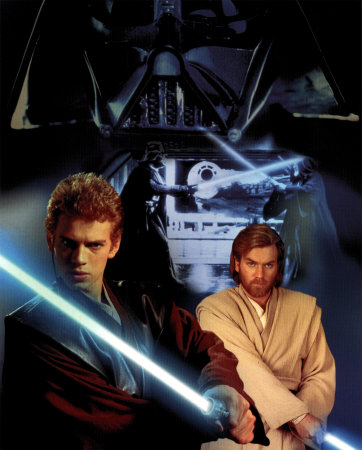 Star Wars: Episode II - Attack of the Clones Poster Card