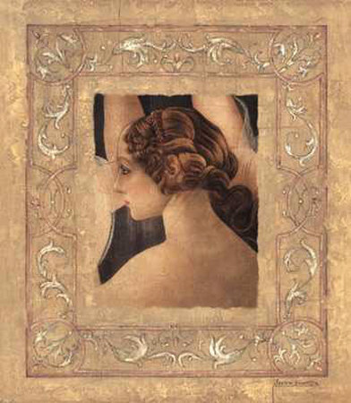 Hommage Abotticelli II Art by Javier Fuentes