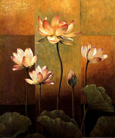 Lotus Prints by Jill Deveraux
