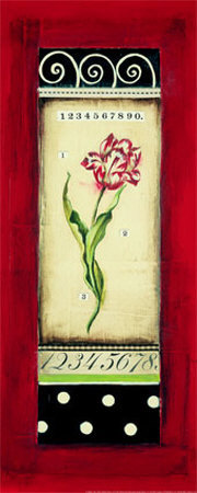 Belgian Tulip I Posters by Kimberly Poloson