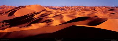 Sahara Kunsttryk