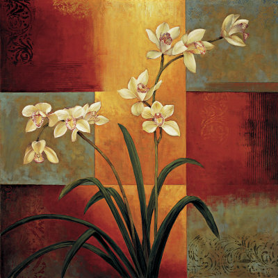 White Orchid Posters by Jill Deveraux