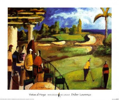 Vistas al Hoyo Art by Didier Lourenco