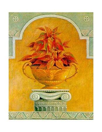 Jarrones con Plantas II Art by Javier Fuentes