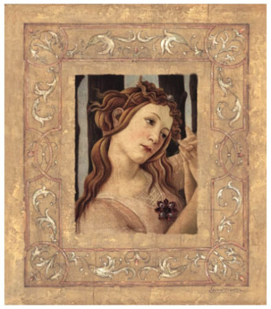 Hommage Abotticelli III Prints by Javier Fuentes