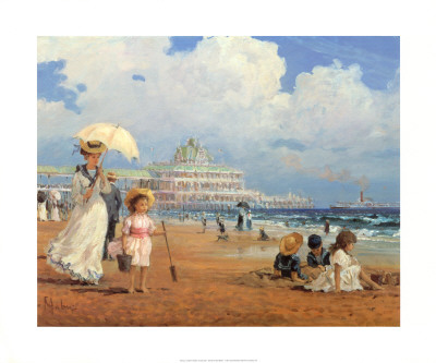 Glorious Summer Posters by Alan Maley