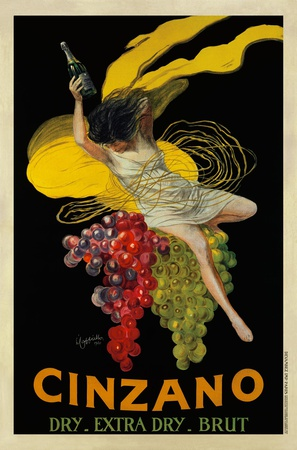 Asti Cinzano, c.1920 Art Print