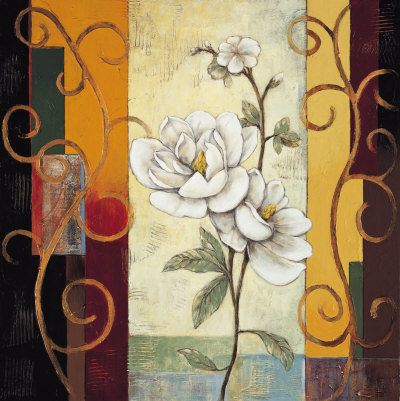 Magnolia Prints by Jill Deveraux