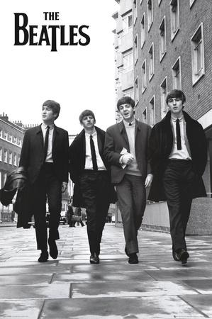 The Beatles plakat