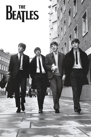 The Beatles -  AllPosters.co.uk