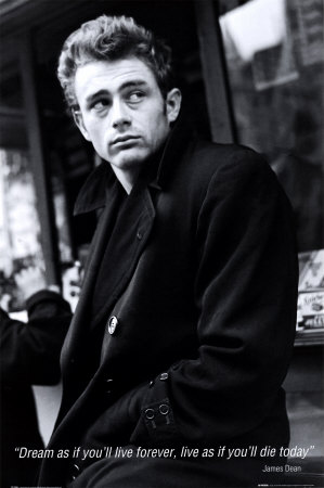 James Dean Pster