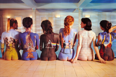 Pink Floyd - Back Catalogue Pster gigante