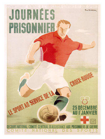Journees du Prisonnier Giclee Print by Pierre Fix-Masseau