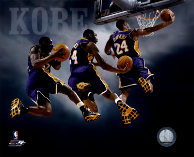 kobe bryant foto. Kobe Bryant - ©Photofile Foto