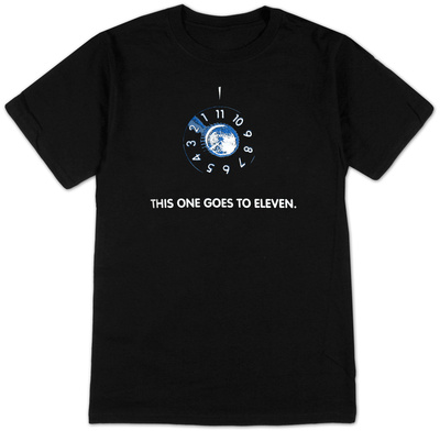 This One Goes to Eleven Camiseta