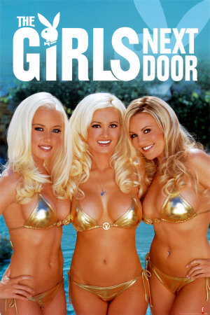 Girls Next Door Poster