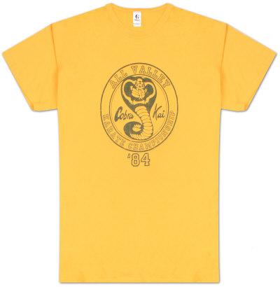 Karate Kid - All Valley Karate Championship T-Shirt