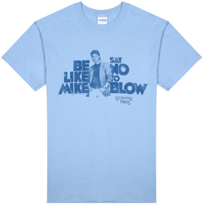 Growing Pains - Say No to Blow T-Shirt