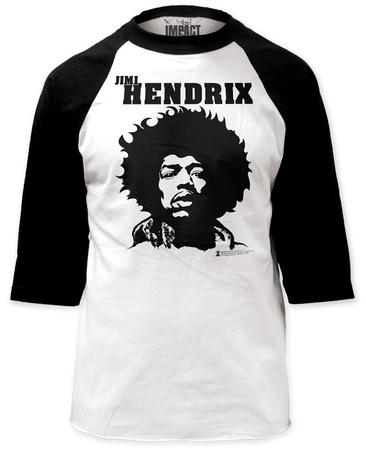 BB Jersey: Jimi Hendrix Raglans