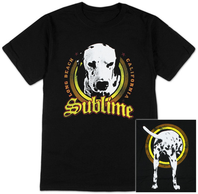 Sublime - Lou Dog Tシャツ
