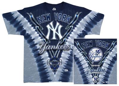 MLB: Yankees V-Dye Shirts