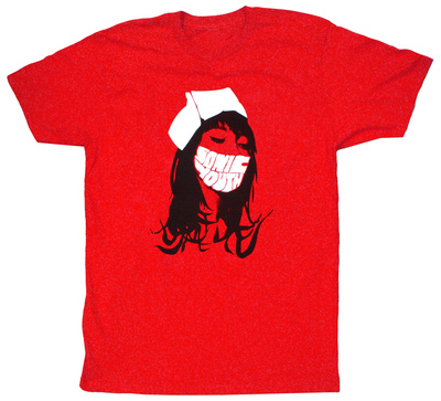 Shirt on Sonic Youth   Red Nurse T Shirt   Allposters Co Uk