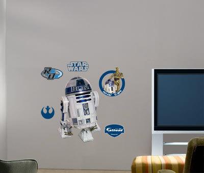 R2-D2 -Fathead Wall Decal