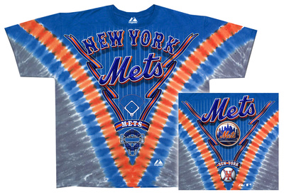 MLB: Mets V-Dye T-Shirt