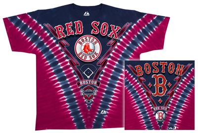 MLB: Red Sox V-Dye Shirts