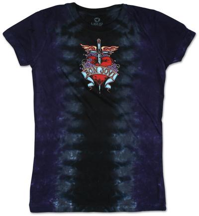 Juniors: Bon Jovi - Dagger T-Shirt