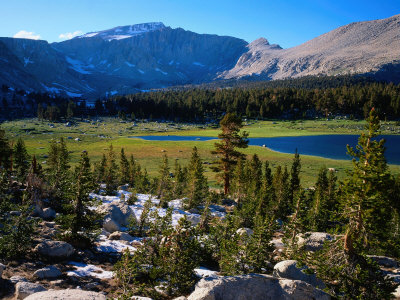 Eastern Sierra Nevada Mountain Range, California, USA Photographic Print by Rob Blakers
