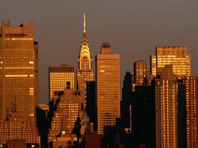 Chrysler Building New York. with Chrysler Building#39;s