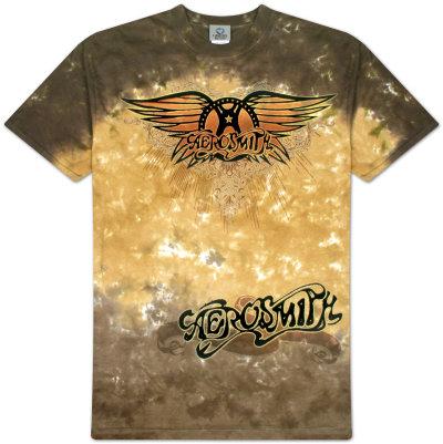 Aerosmith - Ray Logo T-Shirt