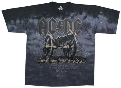 AC/DC - Cannon T-Shirt