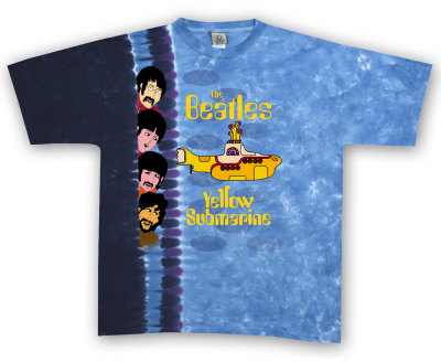 The Beatles - Nowhere Man T-Shirt