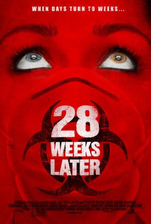 28 Weeks Later Movie Poster Print