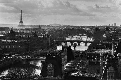 Paris Posters af Peter Turnley