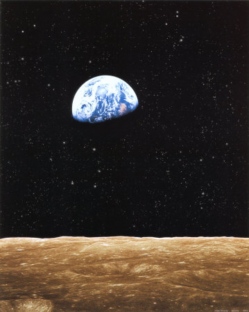 Ayda Dünyanın Doğuşu Sanatsal Reprodüksiyon