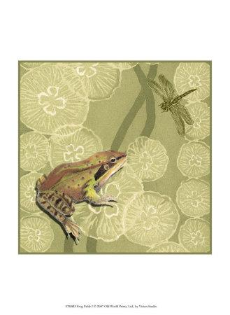 Frog Fable I Prints