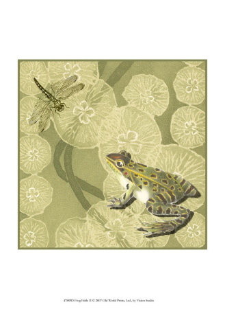 Frog Fable II Posters
