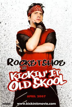 Kickin It Old Skool Print