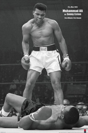 Muhammad Ali Poster