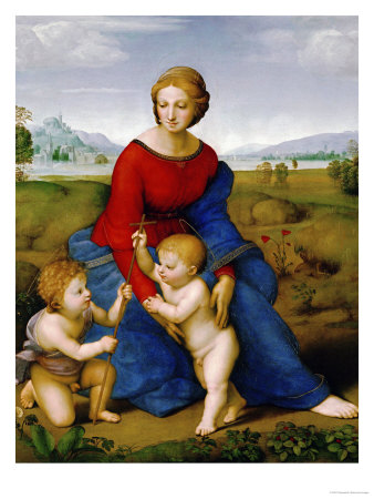 Madonna Of The Meadow