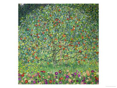 Apple Tree, 1912 Giclee Print by Gustav Klimt
