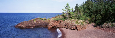 Copper Harbor, Lake Superior, Michigan, USA Photographic Print by  Panoramic Images